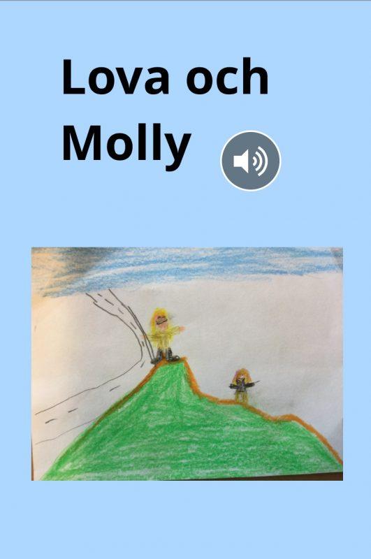 Lova och Molly