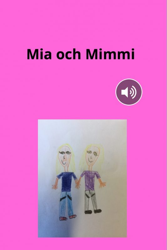 Mia och Mimmi