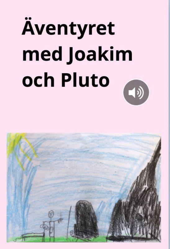 Äventyret med Joakim och Pluto