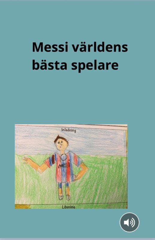 Messi världens bästa spelare