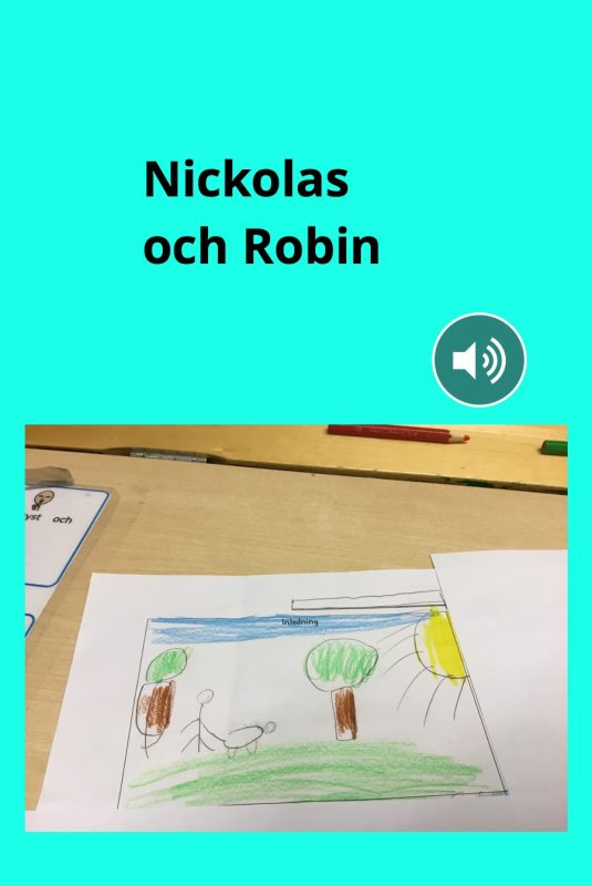 Nickolas och Robin